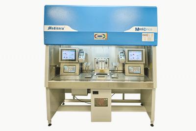MedocOnco Otomatik İlaç Hazırlama Sistemi